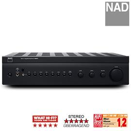 NAD C 326BEE - Stereo-Amplifier (2x50W / PowerDrive S / Soft Clipping™ / remote control)