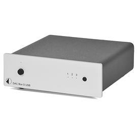Pro-Ject DAC Box S USB - D/A converter (silver)