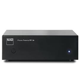 NAD PP2e - MM/MC-Phono-Preamplifier (gain 34dB / 56dB)