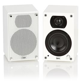 Elac AM 50 - Stereo Active Monitor Set (1 Set / Silk Matt White)