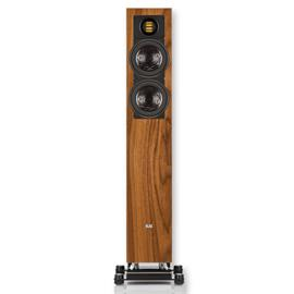 Elac FS 407 - 2,5-way floorstanding loudspeaker (130-170 Watts / oiled walnut / 1 piece)