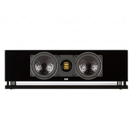 Elac CC 400 - 2,5-way center loudspeaker (120-160 Watts / high-gloss black / 1 piece)