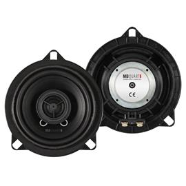 "MB QUART QM100X BMW - 2-way coaxial loudspeakers for BMW (Quart Mobil series / 10cm / 4"" / 60 Watts RMS / 120 Watts MAX / 1 pair)"