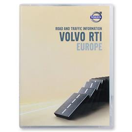 VOLVO / NAVTEQ Europe - RTI (MMM/P2001) DVD Navigation (4 DVD) 2015/2016 for C30 C70 S40 S60 S80 V50 V70 XC70 XC90