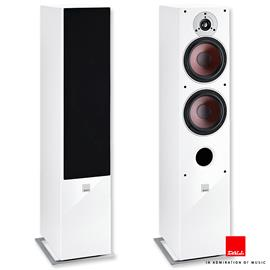 DALI Zensor 7 - 2,5-Way bass reflex floorstanding loudspeakers (40-150 W / white / 1 pair)