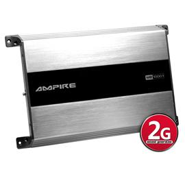Ampire MB1000.1-2G - power amplifier (1 x 1000 Watt / Class D)