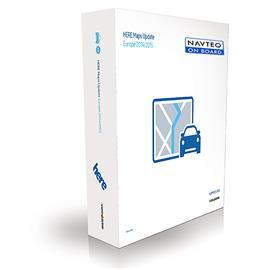 VDO-Dayton/Navteq (Here) - Europe - T1000-22316 - VDO Dayton C-IQ Exit Supercode (10 CD) 2014/2015