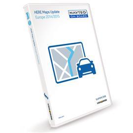 VDO-Dayton/Navteq (Here) - Europe - T1000-22317 - VDO Dayton C-IQ Exit Supercode (DVD) 2014/2015