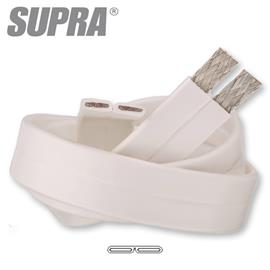 SUPRA Cables 1000000925 - Flat 1.6 - Speaker Cable  (1,0 m / 2 x 1.6 mm<sup>2</sup> / white)