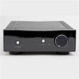 Rega BRIO-R - integrated power amplifier (black)