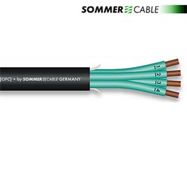 Sommer Cable SPM440 - SC-ELEPHANT ROBUST - Speaker cable (10 m / 4x4 qmm / 12,8 mm / black)