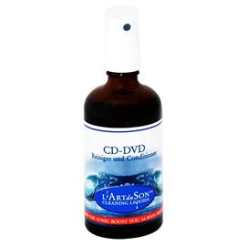 L'Art du Son CD/DVD Conditioner/Cleaner (100ml)