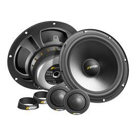 Eton POW 160.2 Compression - 2-way loudspeakers (50 Watts / black / 1 pair)