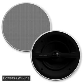 Bowers & Wilkins CCM362 - two way, in-ceiling Marine Outdoor loudspeaker (1 pair / white)