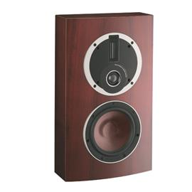 DALI Rubicon LCR On-Wall speaker (20-150 W / rosso veneer / 1 piece)