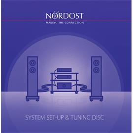 Nordost System Set-Up and Tuning Disc (CD / incl. various signals & tests)
