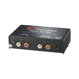 Pro-Ject Phono Box MM - MM phono preamplifier (black)
