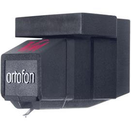 Ortofon VinylMaster Red - MM cartridge for turntables (black / Moving Magnet / for light and moderate tonearm types)