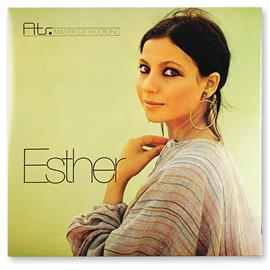 ATR Esther Ofarim: Esther - LP (180 gram vinyl / gatefold LP / ATR Mastercut Recording LP / new & sealed / ATR-LP 001)