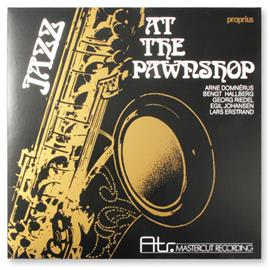 ATR Jazz At The Pawnshop - LP (180 gram vinyl / ATR Mastercut Recording LP / new & sealed / ATR-LP 003)