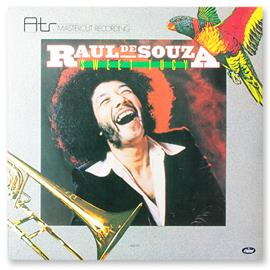 ATR Raul De Souza: Sweet Lucy - LP (180 gram vinyl / ATR Mastercut Recording LP / new & sealed / ATR-LP 010)