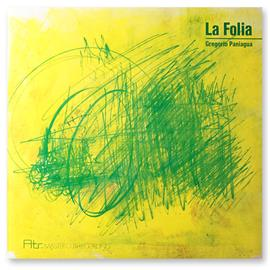 ATR La Folia: Gregorio Paniagua - LP (180 gram vinyl / ATR Mastercut Recording LP / new & sealed / ATR-LP 013)