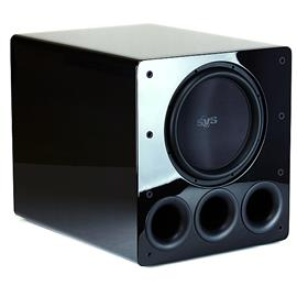 SVS PB-13-Ultra - Active subwoofer (1000 Watts RMS continuous power / 3600 Watts maximum peak / piano gloss black)