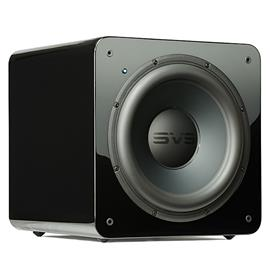 SVS SB-2000 - Active subwoofer (500 Watts RMS continuous power / 1100 Watts maximum peak / piano gloss black)