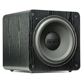 SVS SB-2000 - Active subwoofer (500 Watts RMS continuous power / 1100 Watts maximum peak / matt black ash)