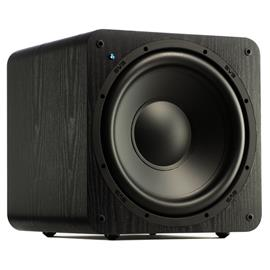 SVS SB-1000 - Active subwoofer (300 Watts RMS continuous power / 700 Watts maximum peak / matt black ash)