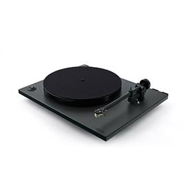 Rega SET: record player + phono preamplifier consisting of: RP1 - record player (Cool grey / incl. Carbon MM / incl. tonearm RB101) + FONO MINI A2D - phono preamplifier (USB / MM / black)