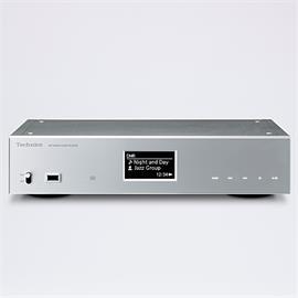 Technics ST-C700D - network audio player (MQA / TIDAL / Spotify / vTuner / DSD / USB-B / Radio (DAB/DAB+/FM) / silver)