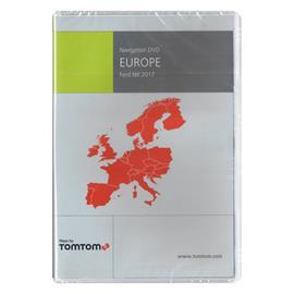 Tele Atlas Europe - Travel Pilot NX navigation for FORD (DVD / 2017)