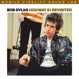 Bob Dylan: Highway 61 Revisited - Double-LP (2 x 180 gram vinyl / gatefold LP / Mobile Fidelity Sound Lab / new & sealed / MFSL 2-422)