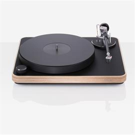 Clearaudio Concept Wood - turntable with MC system (wood chassis / 33,3-45-78 rpm)