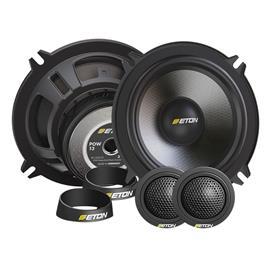 Eton POW 13 - 2-way loudspeaker component system (60 Watts / black / 1 pair)