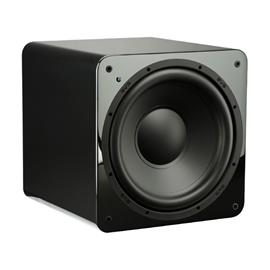 SVS SB-1000 - Active subwoofer (300 Watts RMS continuous power / 700 Watts maximum peak / piano gloss black)