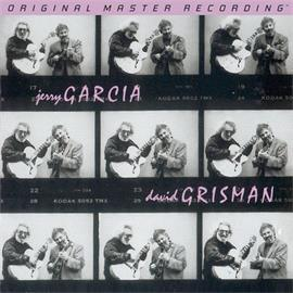 Jerry Garcia & David Grisman: Jerry Garcia / David Grisman - Double-LP (2 x 180 gram vinyl / gatefold LP / Mobile Fidelity Sound Lab / new & sealed / MFSL 2-430)