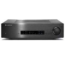 Cambridge Audio CXA80 - integrated amplifier (black / 2 x 120 W / DAC / A-B shift)