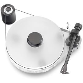 """Pro-Ject RPM 9.1 Acryl - manual record player (9"""" carbon tonearm / without cartridge)"""