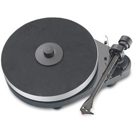 Pro-Ject RPM 5.1 - turntable incl. tonearm + Ortofon 2M red MM cartridge fitted (piano lacquer anthracite/grey)
