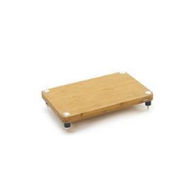 Atacama EVOQUE ECO 24/16 hifi rack base module (bamboo solid wood / spikes)