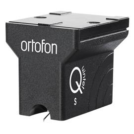 Ortofon MC Quintet Black S - MC cartridge for turntables (black / Low-Output Moving-Coil / for moderate tonearm)
