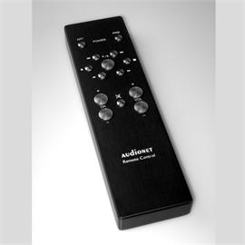 Audionet RC1 - system remote control for Audionet devices (1 piece / black / solid aluminum)