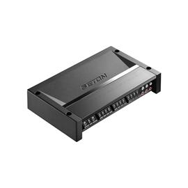 Eton SDA 100.6 - 6-channel digital amplifier (6 x 75 WRMS / black)