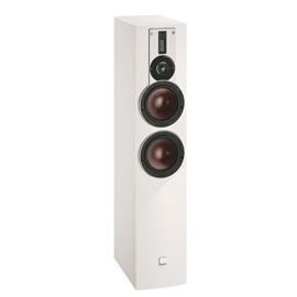 DALI Rubicon 6 - 2,5-Way bass reflex floorstanding loudspeaker (40-200 W / high gloss white / 1 piece)