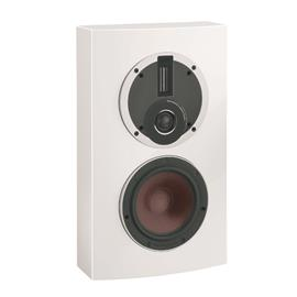 DALI Rubicon LCR On-Wall-Speaker (20-150 W / glossy white / 1 piece)