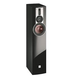 DALI Rubicon 5 - 2,5-Way bass reflex floorstanding loudspeaker (60-150 W / high gloss black / 1 piece)