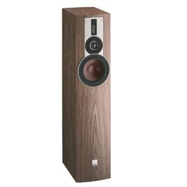 DALI Rubicon 5 - 2,5-Way bass reflex floorstanding loudspeaker (60-150 W / walnut veneer / 1 piece)