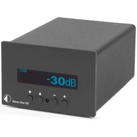 Pro-Ject Stereo Box DS - stereo integrated amplifier (black)